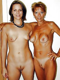 Facial, Old mom, Hot mom