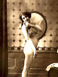 Bath, Lady, Ladies, Vintage amateurs