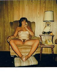 Girlfriend, Vintage hairy