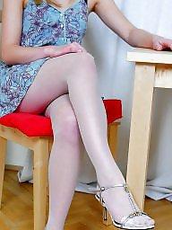 Feet, Nylon, Stocking, Nylon feet, Stocking feet