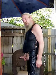Leather, Hairy amateur