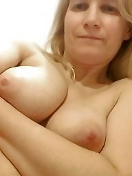 Thick, Russian milf, Blonde milf, Teasing, Thickness