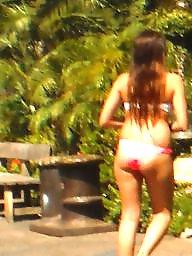 Bikini, Beach, Butt, Teen bikini, Butts, Sexy
