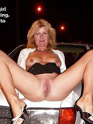 Car, Dogging, Milf, Caption, Milf captions, Slut mature