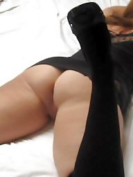 Mature stocking, Ass mature, Sexy mature, Milf asses