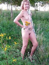 Nudist, Nudists, Sexy milf
