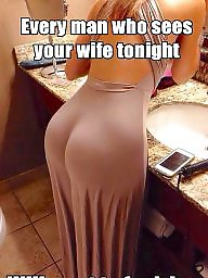 Bbc, Wife bbc, Wife captions, White, Hot wife, Wife caption