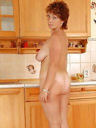 Mature hairy, Hairy mature, Kitchen, Mature big boobs, Sexy mature, Hairy milf