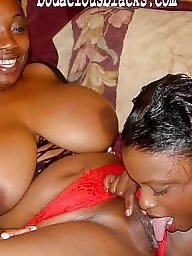 Ebony milf, Ebony boobs