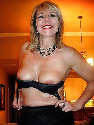 Wifes, Wifes tits, Tit mature
