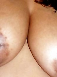 Big nipple, Areola, Ebony bbw