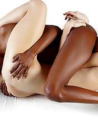 Interracial, Lesbian amateur, Amateur lesbian