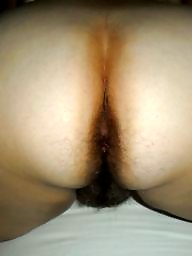 Big ass, Curvy, Hairy ass, Hairy wife, My wife, Curvy ass