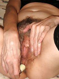 Hairy mature, Mature sex, Mature toy, Mature hairy