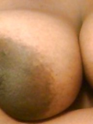Bbw ebony, Big nipples, Areola, Big black, Bbw black, Big ebony