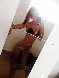 Cleavage, Bikini, Teen bikini