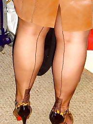 Leg, Upskirt stockings, Legs stockings