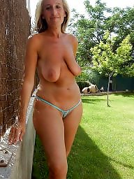 Saggy, Saggy tits, Saggy mature, Long nipples, Nipple, Mature tits