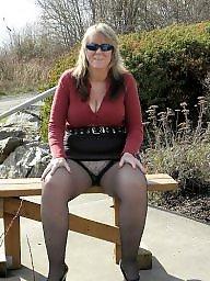 Stockings mature, Matures, Beautiful, Beautiful mature