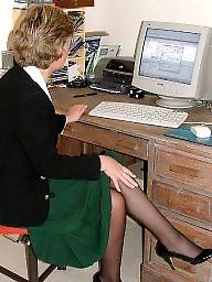 Mature stockings, Stockings mature
