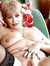 Amateur mature, Mature mom