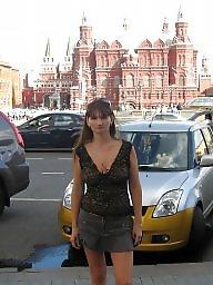 Russian milf, Russians
