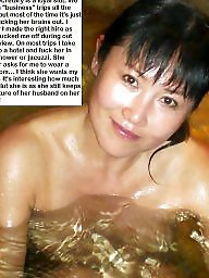 Asian mature, Asian mom, Mom, Caption, Asian slut, Mature asian