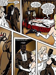 Creampie, Bride, Interracial cartoon, Interracial cartoons, Brides, Black