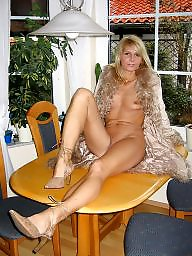 Milf, German, German mature, German milf, German amateur