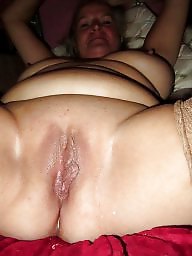 Old milfs, Old mature