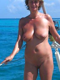Nudist, Mature big tits, Amateur wife, Mature tits, Mature wife, Nudists