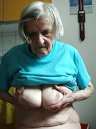 Granny, Old granny, Granny boobs, Sexy granny, Sexy mature, Amateur granny