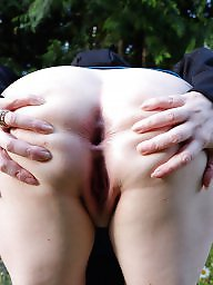 Outdoor, Outdoors, Milf outdoor, Milf ass, Outdoor milf