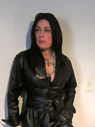 Leather, Pvc, Latex, Mature leather, Mature, Mature latex