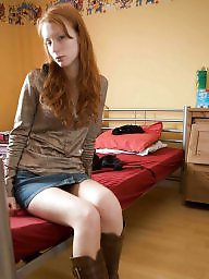 Mouth, Ginger, Redhead teens, Mouthful