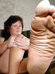 Femdom, Feet, Mature feet, Milfs, Femdom mature, Mature femdom