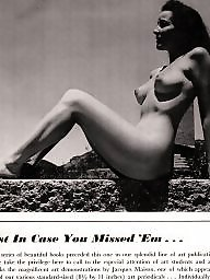 Magazine, Magazines, Model, Vintage tits