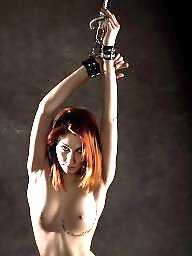 Bdsm, Fetish, Red, Beauty, Red head, Perfect