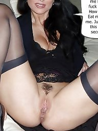 Captions, Amateur mature, Mature captions