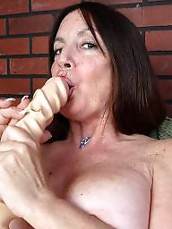 Mature sex, Hairy matures, Mature toy