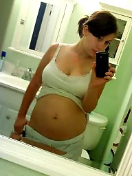 Pregnant, Preggo, Cute teen