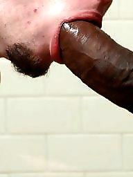 Submissive, Ebony anal