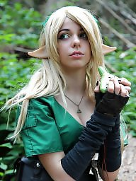 Cosplay, Teen cartoons, Teen blonde, Teen cartoon