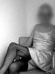 Stockings, Slips, Vintage amateurs, Vintage amateur
