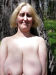 Natural, Tits, Matures, Mature big tits, Big mature tits, Amateur big tits