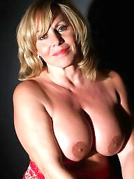 Big boobs, Mature mix