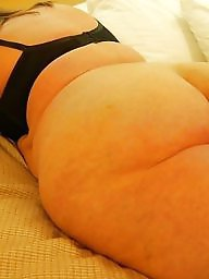 Bound, Fat ass, Bed, Gorgeous, Bbw fat