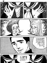 Comic, Comics, Japanese, Boys, Boy cartoon, Cartoon comic