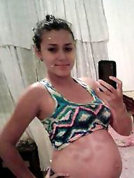 Turkish, Turkish teen, Pregnant, Pregnant teen, Public nudity, Teen public