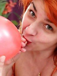 Redhead milf, Redhead amateur